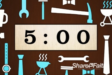Father's Day Gadgets and Gear Countdown Timer Video
