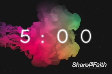 Holy Spirit Pentecost Countdown Timer Video