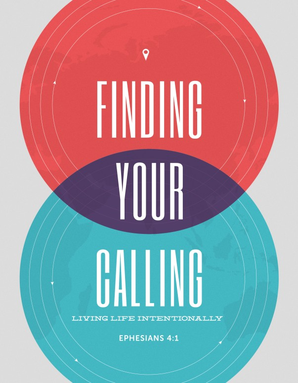 Finding Your Calling Church Flyer