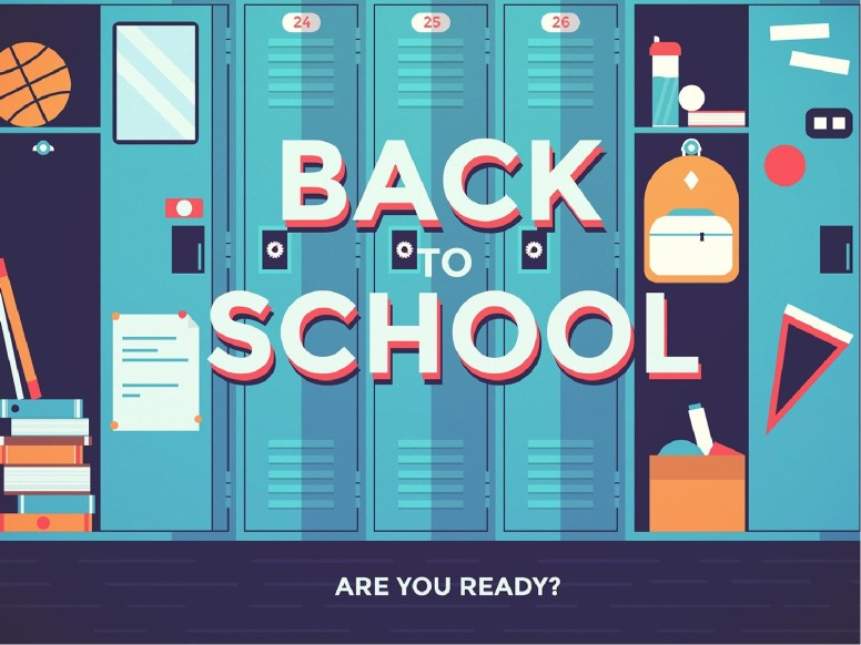 Get Ready for Back to School Church PowerPoint