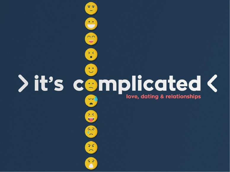 It's Complicated Relationships Church PowerPoint