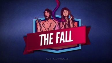The Fall Of Man Genesis 3 Kids Bible Video