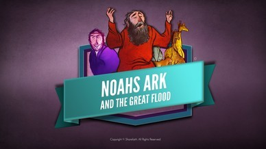 Noah's Ark Bible Video For Kids