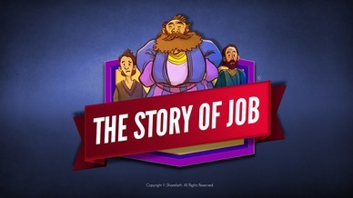 The Story of Job Kids Bible Video