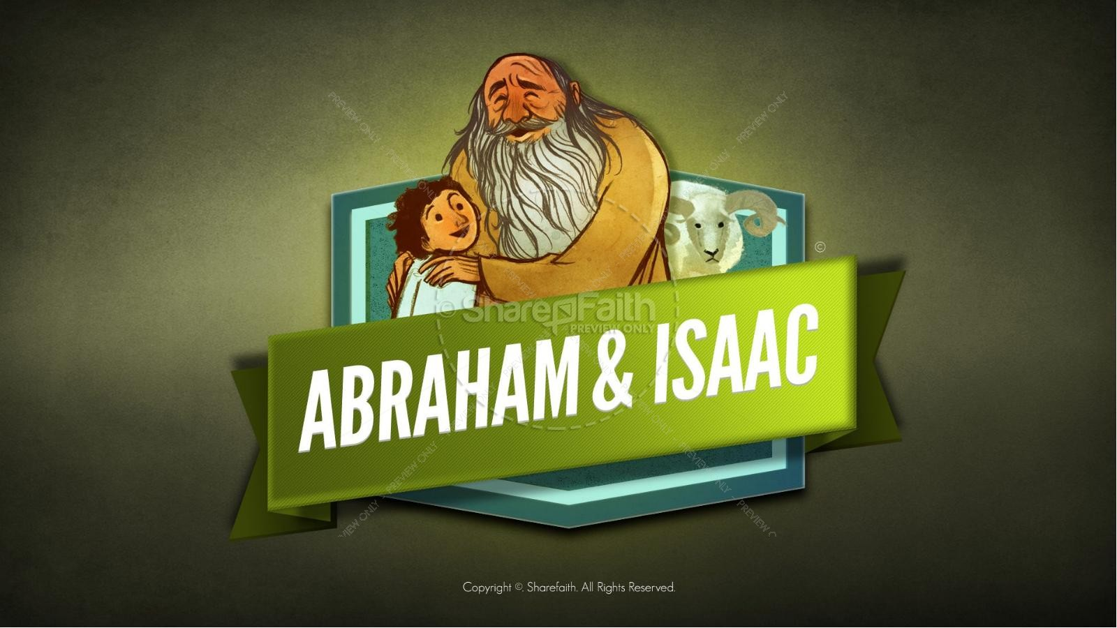 The Story Of Abraham and Isaac Bible Video For Kids | Bible Videos ...