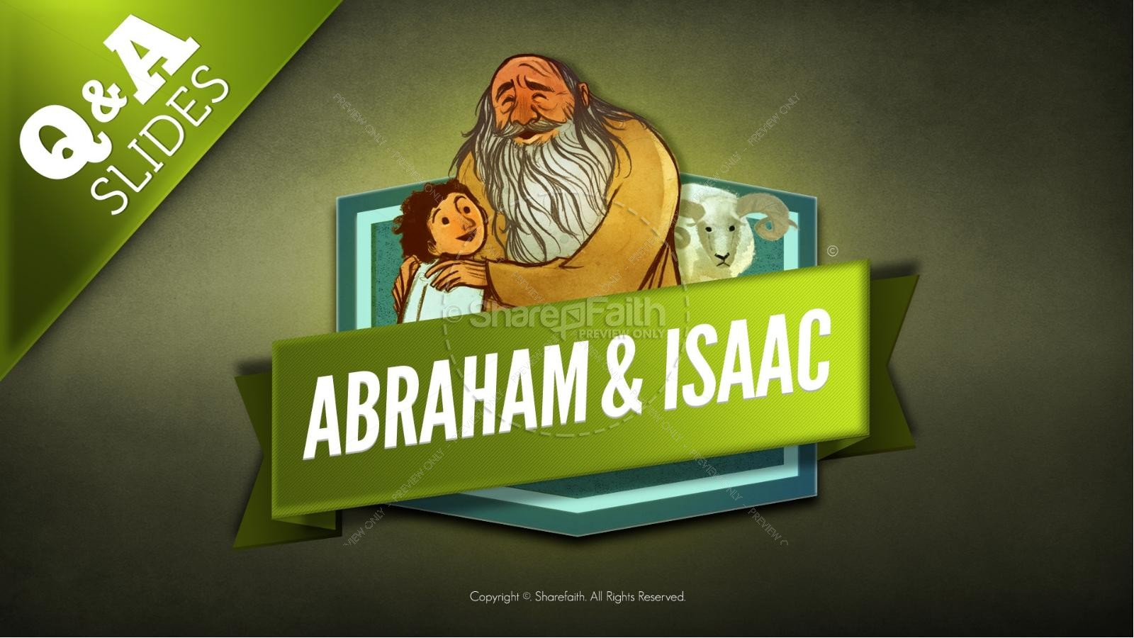 a story of the bible the life of abraham The story of the bible - part one - the old testament.