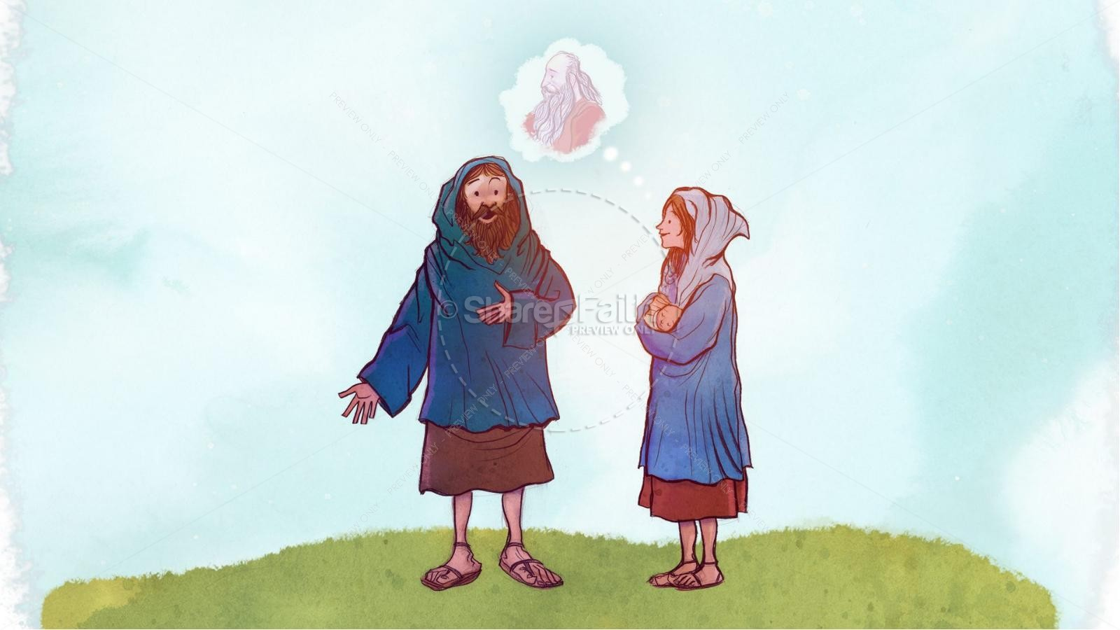 Samuel Bible Story For Kids | slide 4