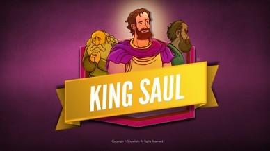 King Saul Bible Video For Kids