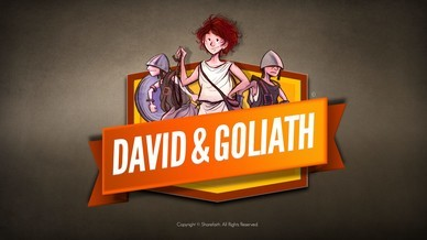 David and Goliath Bible Video For Kids