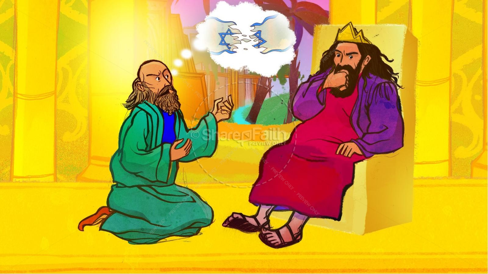 Queen Esther Kids Bible Story