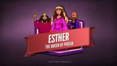 Queen Esther Bible Video For Kids