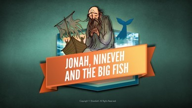 Jonah And The Whale Bible Video For Kids