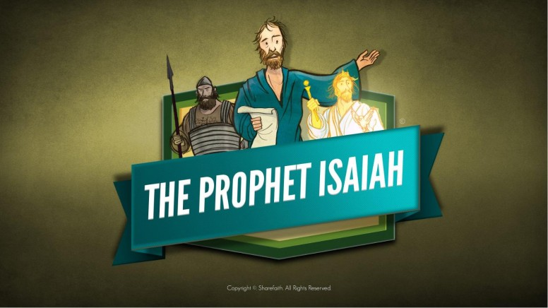 The Prophet Isaiah Kids Bible Story