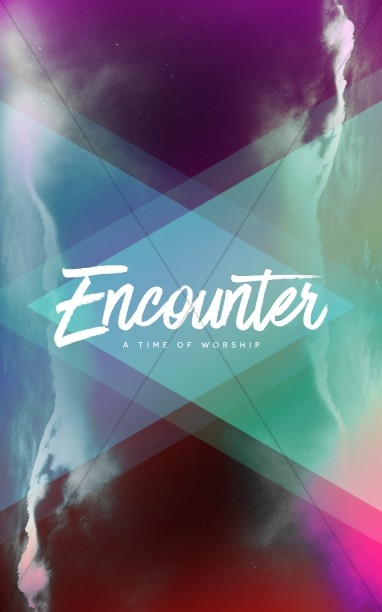 Worship Encounter Church Bulletin