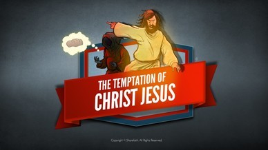 Matthew 4 Jesus Tempted Bible Video For Kids