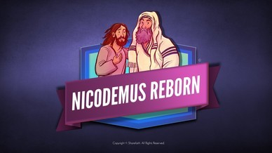 John 3 Nicodemus Bible Video For Kids