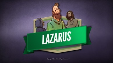 John 11 Lazarus Bible Video For Kids