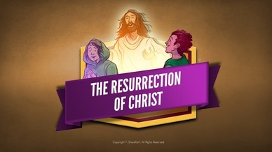 Jesus' Resurrection Bible Video For Kids