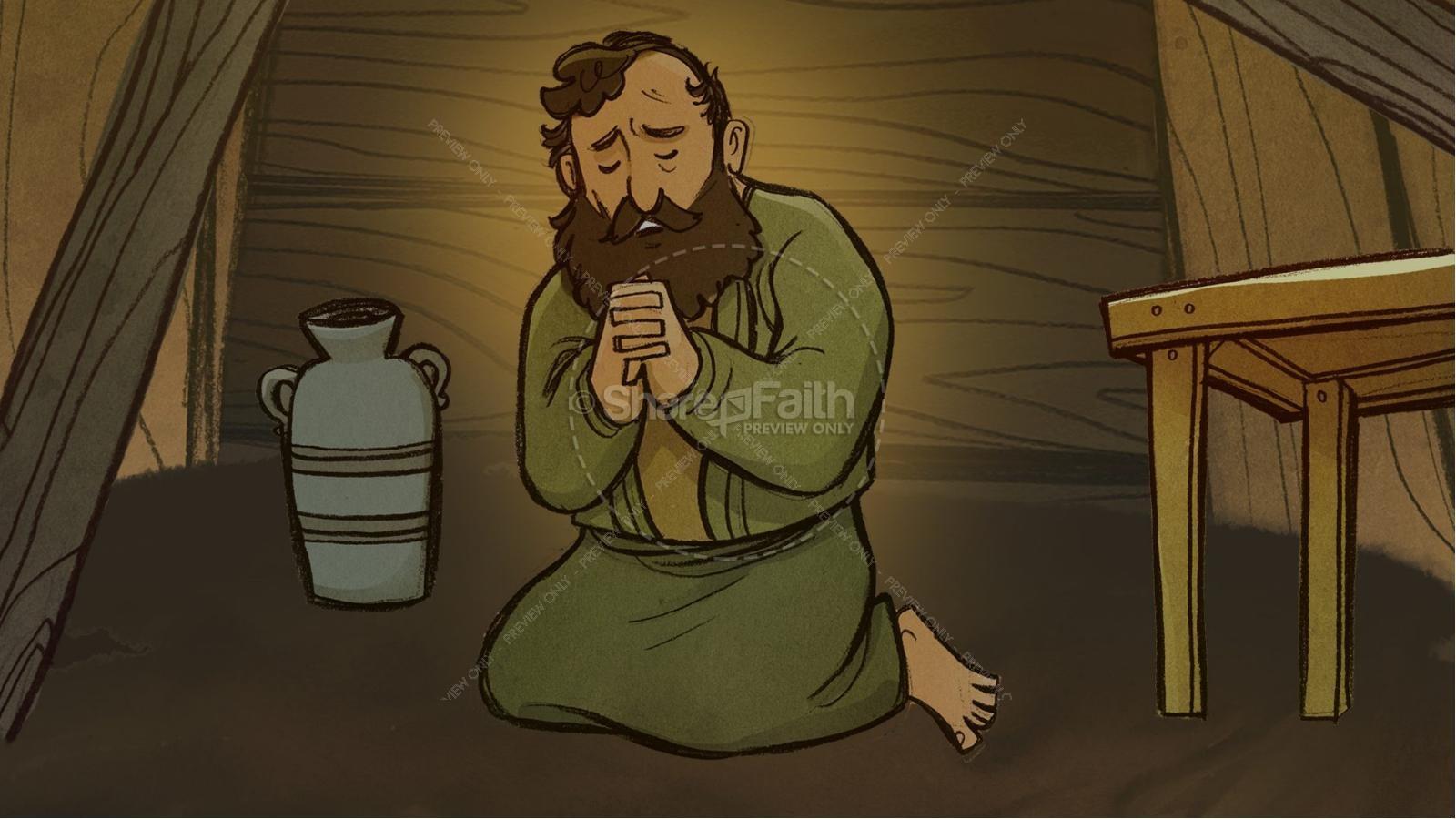 Acts 9 Paul's Conversion Kids Bible Stories   slide 7