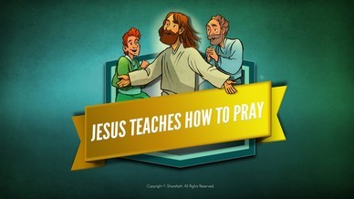 The Lord's Prayer Bible Video For Kids