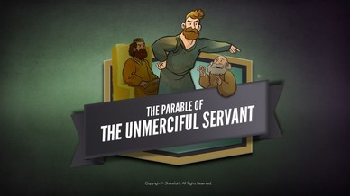 Matthew 18 The Parable of the Unforgiving Servant Bible Video For Kids