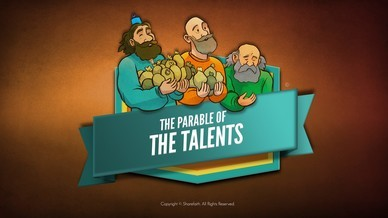 The Parable of the Talents Bible Video For Kids