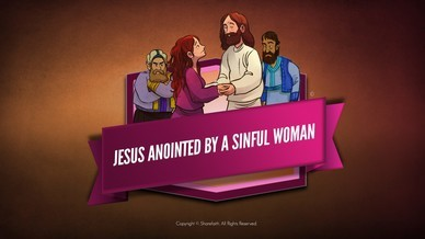 Luke 7 Woman Washes Jesus Feet Bible Video For Kids