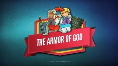 Ephesians 6 The Armor of God Bible Video For Kids