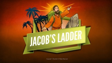 Genesis 28 Jacobs Ladder Bible Video For Kids