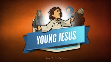 Jesus As A Child Bible Video For Kids