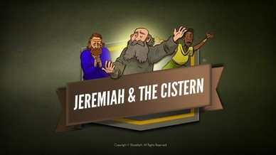 The Prophet Jeremiah Bible Video For Kids