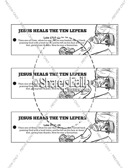 Gospel of Luke 17:11-19 - Articles, Commentaries, Homilies ... | 673x520