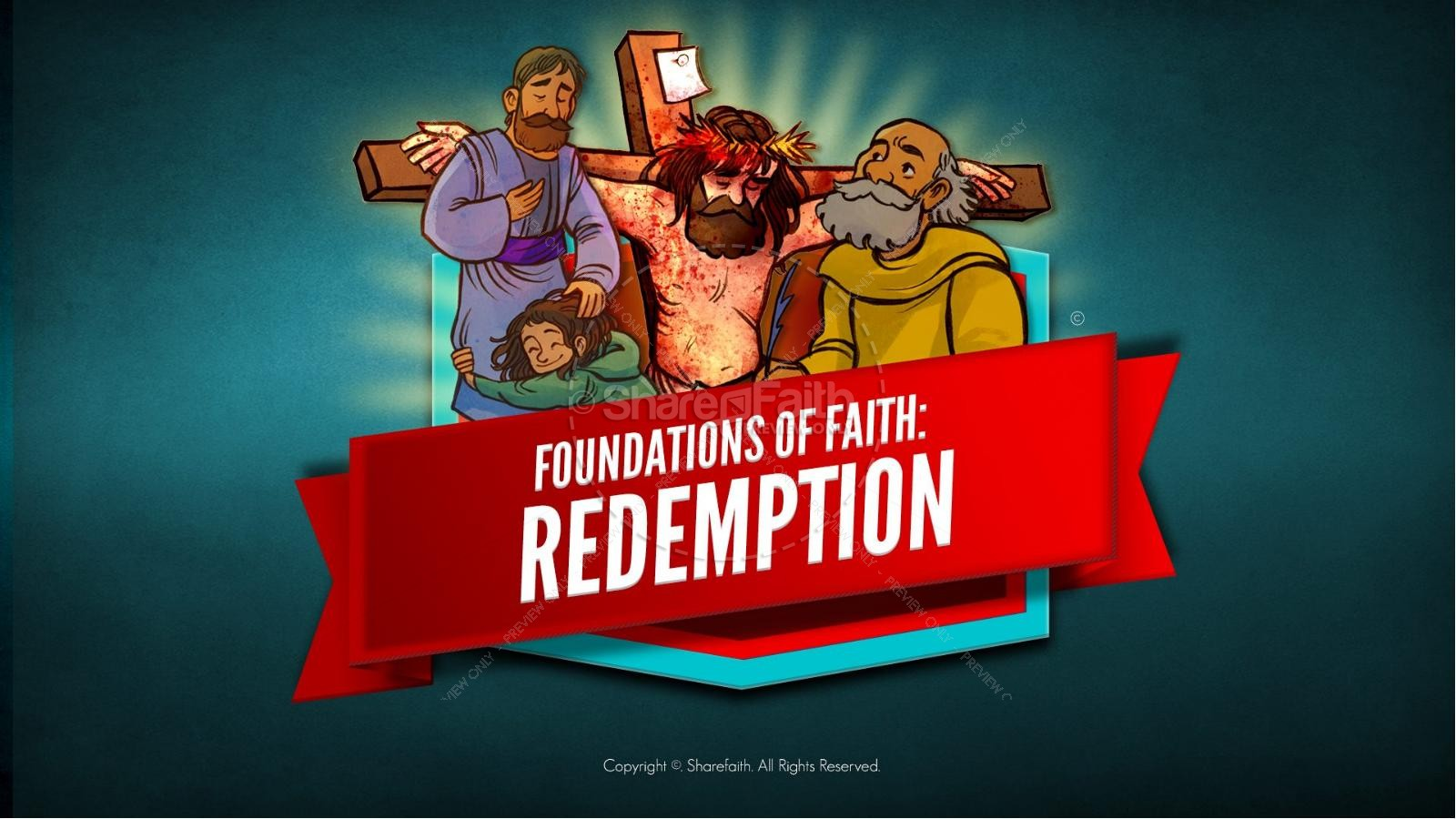 Romans 6 Redemption Bible Video For Kids | Bible Videos For Kids