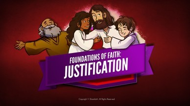 Romans 3 Justification Bible Video For Kids
