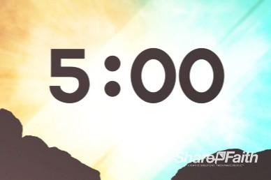 Live By Faith Church Countdown Video