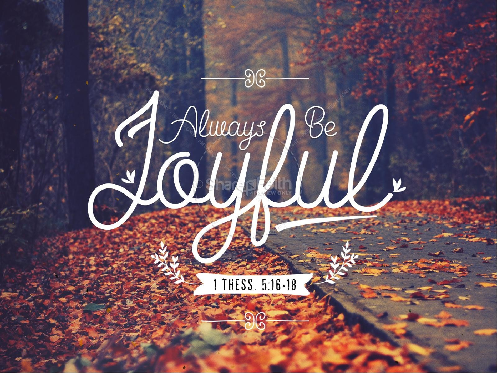 Church announcements announcement backgrounds sharefaith page 2 - 1 Thessalonians 5 Always Be Joyful Church Powerpoint