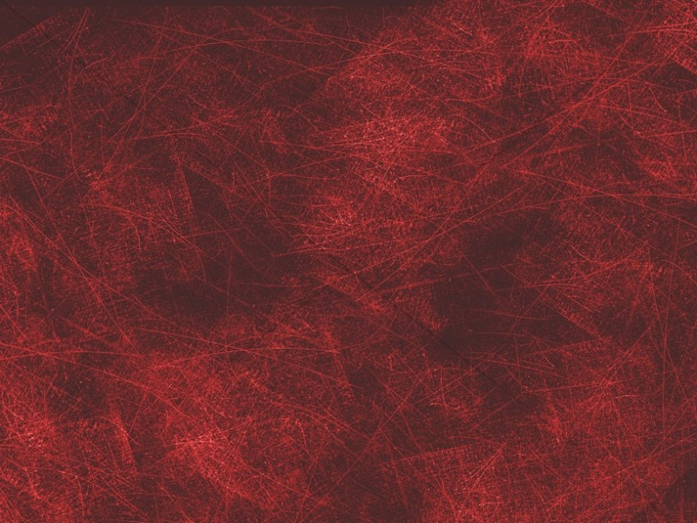 Red Scratches Grunge Background