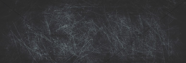 Scratch Marks Grunge Website Banner