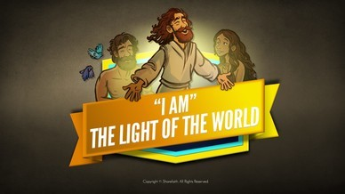 John 8 Light Of The World Bible Video For Kids