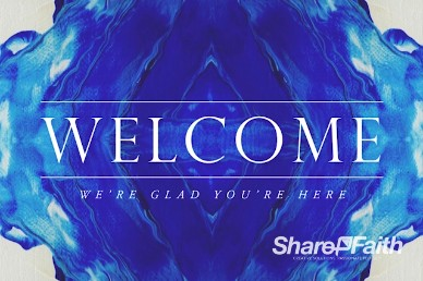 In Christ Alone Welcome Video Loop