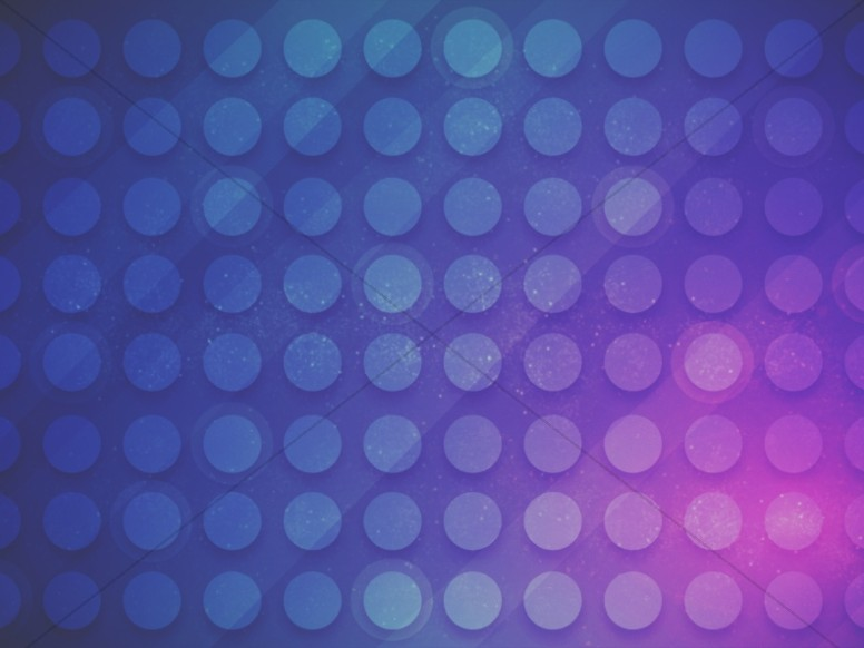 Dot Grid Church Worship Background