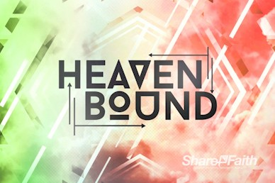 Heaven Bound Title Video Loop