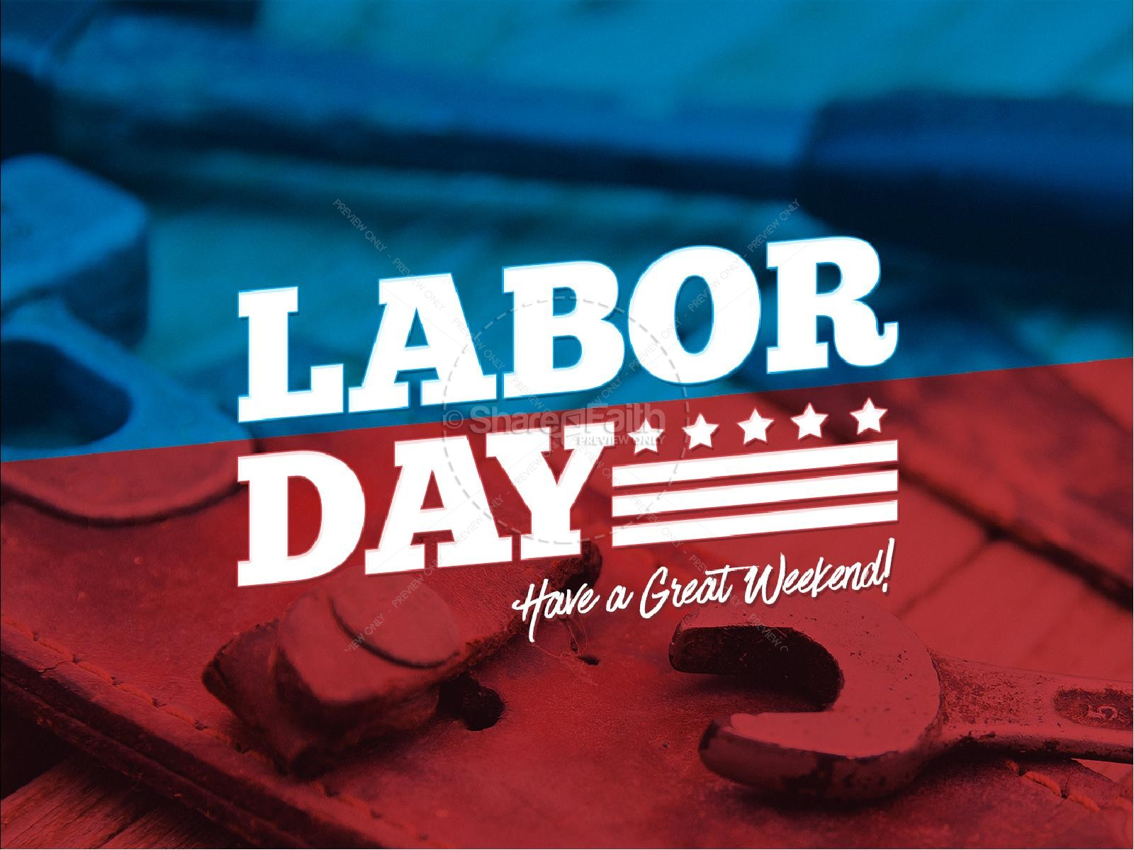 Great Labor Day Church Motion Video Screen Church Motion Graphics
