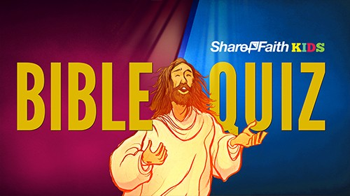 Bible Trivia Quiz for Kids from The Gospels
