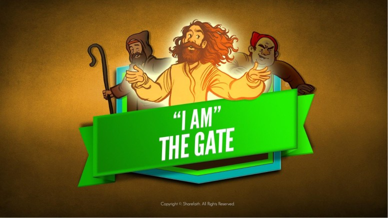 John 10 I am the Door Kids Bible Story  sc 1 st  Sharefaith & John 10 I am the Door Bible Video For Kids | Bible Videos For Kids