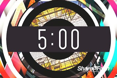 Seeking God Church Countdown Timer Video