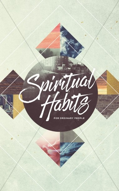 Spiritual Habits Church Bulletin
