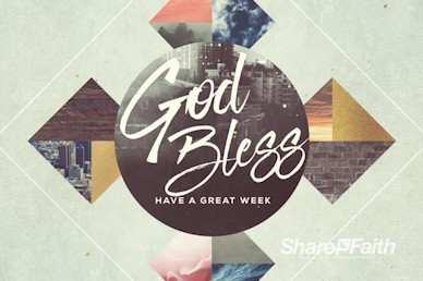 Spiritual Habits Goodbye Church Motion Graphic