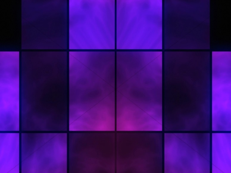 Neon Squares Abstract Worship Background