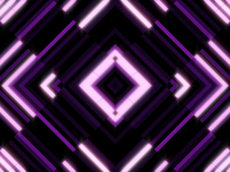 Purple Diamond Abstract Worship Background
